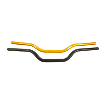 """Forbidden Motorcycles - Throttle By Wire Moto Style Hi-Rise Bars 1"""" (1-1/8"""" Clamping Area)"""