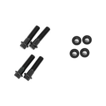 ARP - Harley Footpeg Hardware Kit fits Dyna/FXR/XL - Black