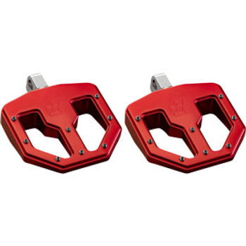 Pro-One - Pro Peg Series Red BMXV1 Billet Footpegs