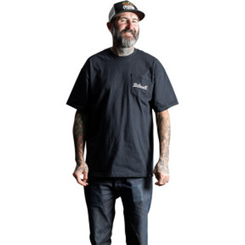 Biltwell - Cobra T-Shirt - Black