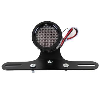 V-Twin - LED Search Light Tail Lamp Assembly (Black)