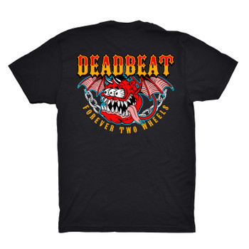 Deadbeat Customs Devil T-Shirt