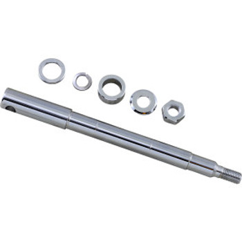 Drag Specialties - Front Axle Kit fits '91-'98 FXD & '87-'94 FXR Models