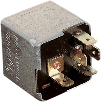 Drag Specialites - Custom Headlight Relay For Push Button Switch
