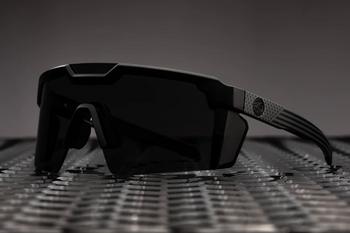 HeatWave Visual - Future Tech Black Lens Sunglasses - Socom Z87+