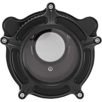 Roland Sands Design - Black Ops™ Clarion Air Cleaner fits '08-'17 Twin Cam - Electronic Throttle