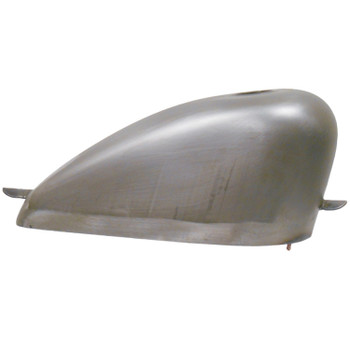 Mid-USA - Bobber 2.4 Gallon Low Tunnel Gas Tank for Custom Use