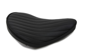 V-Twin Tuck n' Roll Solo Seat - Thin