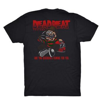 Deadbeat Customs Nightmare T-Shirt