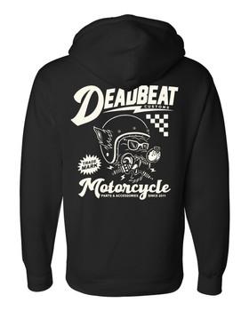 Deadbeat Customs Wolf Sweatshirt