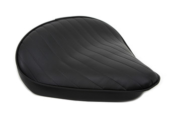 Bates Style Wide Tuck and Roll Solo Seat - Thin