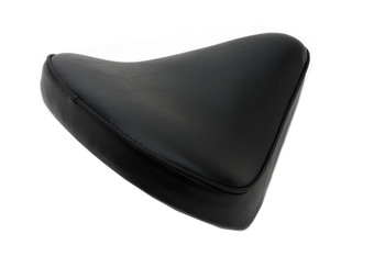 V-Twin Wide Smooth Solo Seat - Thick