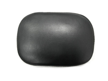 V-Twin Stick-On Pillion Pad Smooth Leather