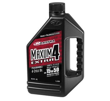 Maxima - MAXUM4 Extra Synthetic Blend 10W60 1L