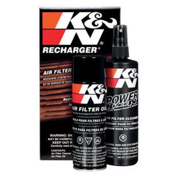 K&N - Recharger Air Filter Cleaner Kit