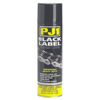 PJ1 - Black Label Chain Lube - 13oz