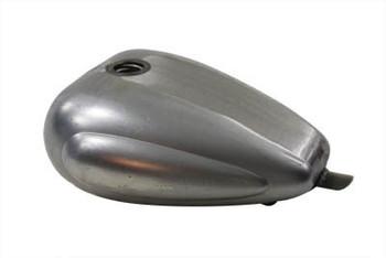 V-Twin Saga Gas Tank 3 Gallon - Bung Style
