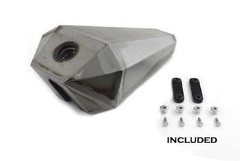 V-Twin Prism Style Gas Tank 2.2 Gallon