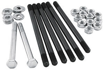 Colony - Harley Engine Case Stud Kit fits '79 - '99 Big Twin (exc. Twin Cam)