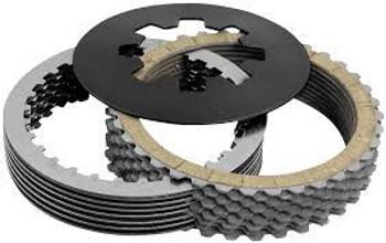 Belt Drives LTD. Kevlar Clutch Kit fits: '98- '17 Big Twin