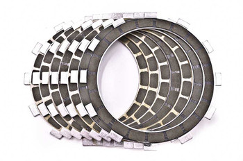 Barnett Kevlar Clutch Plate Kit for Harley Davidson fits: L'84 - '89 Big Twin