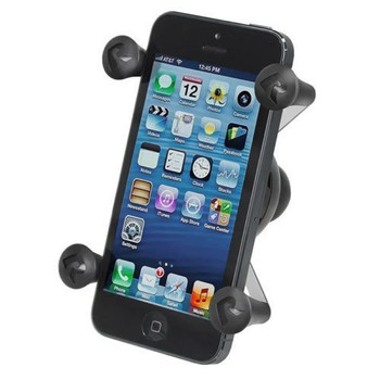 "RAM Mounts - RAM-HOL-UN7BU X-Grip Cell Phone/GPS Holder with 1"" Ball"