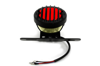V-Twin - Invader Grilled LED Tail Light Assembly