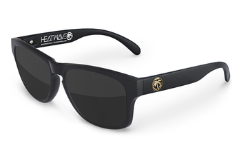 HeatWave Visual - Cruiser Black Sunglasses
