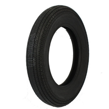 "Coker Tires - Replica Super Eagle 5.00 X 16"" Blackwall"
