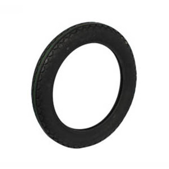 "Coker Tires - Replica Black Diamond Tire 4.00"" X 19"" Blackwall"