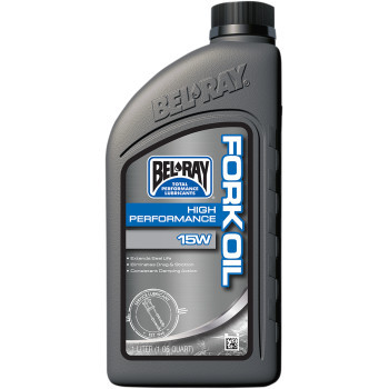 Bel Ray - High-Performance Fork Oil 15W Liter
