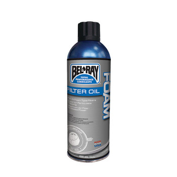 Bel Ray - Foam Filter Oil Waterproof Spray 400ML