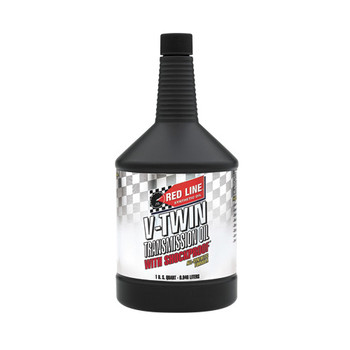 Red Line - V-Twin Transmission OIl W/Shockproof 1QT