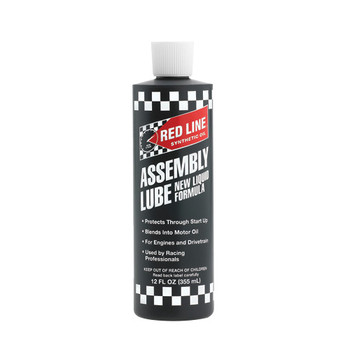 Red Line - Assembly Lube 12OZ