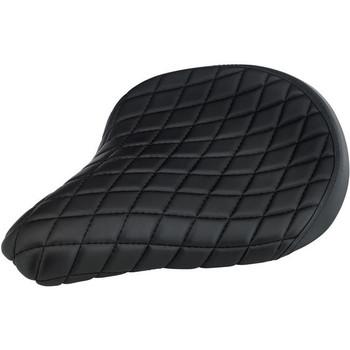 Biltwell Inc. - Solo Seat Black Diamond