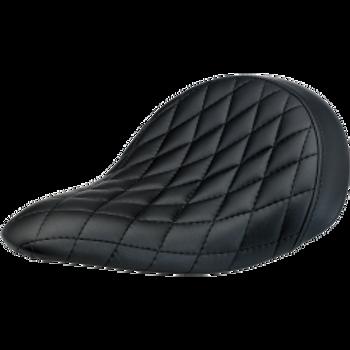 Biltwell Slimline Seat - Diamond Stitched