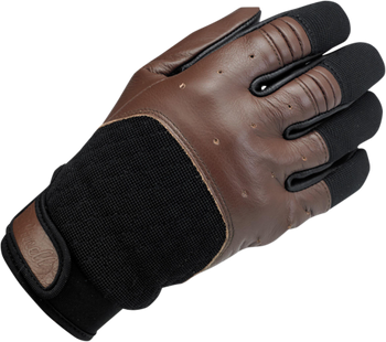 Biltwell Bantam Gloves - Chocolate/ Black
