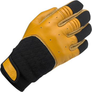 Biltwell Bantam Gloves - Tan/ Black