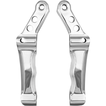 "Speed Merchant - Radial Front Brake Caliper Mounts - 11.5"" and 11.8"" Brake Discs"