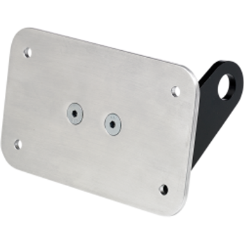 Gasbox - Axle Plate License Plate Bracket