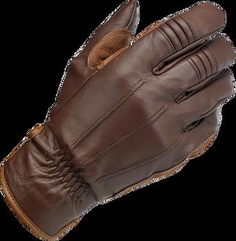 Biltwell Inc. - Work Gloves - Chocolate