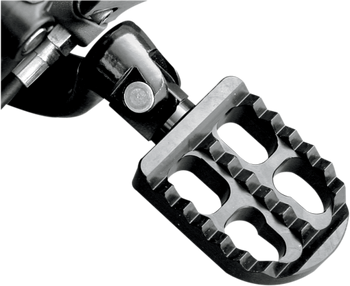 Joker Machine - Adjustable Short Footpegs - For All Models w/ Standard Female  Footpeg Mount (See description for more details)