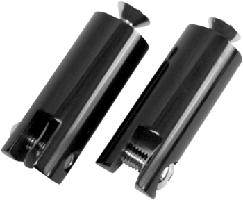 """Accutronix - Footpeg Mounts - 1 1/2"""" Rear Peg Mounts with 3/8""""-16 x 2"""" Mounting Bolts"""