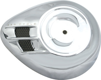 S&S - Air Cleaner Covers - Fits S&S Stealth Air Cleaner Kits