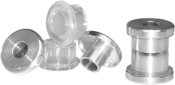 Alloy Art - Gooden Tight Riser Bushing Kit - Fits '84-'16 FXST, FLST, Dyna, FXR, FX, and '86-'03 XL (except '08-'12 FXDB, FXSTD)