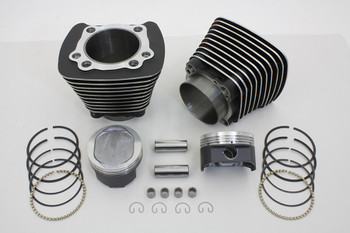 V-Twin - 883-1200cc Cylinder and Piston Conversion Kit - fits '86-'03 XL