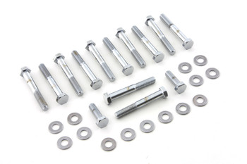Colony - Rocker Box Screw Kit - fits '57-'76 XL