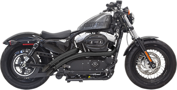 Bassani - Radial Sweeper Exhausts - fits '14-'16 XL (except custom)