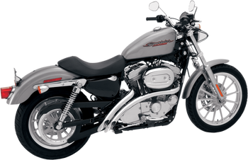 Bassani - Radial Sweeper Exhausts - fits '07-'13 XL