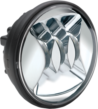 "J.W. Speaker - 4.5"" LED Fog Light - Chrome"